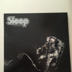 Discos de vinilo: SLEEP. THE SCIENCES. SIN USAR.. Lote 290077953