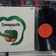 Discos de vinilo: EMMANUELLE. OLYMPO 1975, REF. L-311 -- LP. Lote 290092593