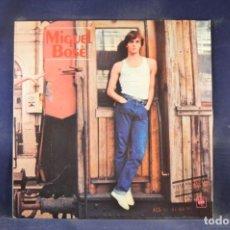 Discos de vinilo: MIGUEL BOSÈ - MIGUEL BOSÈ (DISCO PROMOCIONAL) - LP. Lote 290095288