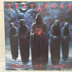 Discos de vinilo: TESTAMENT. SOULS OF BLACK. 1990.. Lote 290110918