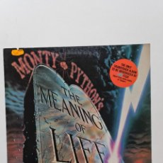 Discos de vinilo: BSO THE MEANING OF LIFE- THE MONTY PYTHON'S MCA RECORDS 1983. Lote 290111118