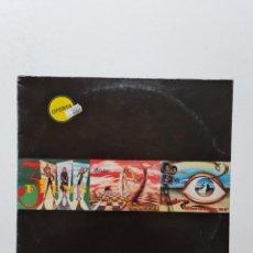Discos de vinilo: BSO DE 3 FILMS DE PEDRO ALMODÓVAR (MÚSICA DE BERNARDO BONEZZI) , TABÚ, 1990. Lote 290112933