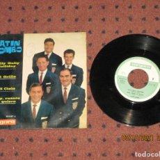 Discos de vinilo: LATIN COMBO - HULLY GULLY HOLLIDAY - EP - SPAIN - VERGARA - L -. Lote 290134833