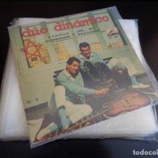 Discos de vinilo: 100 FUNDAS EXTERIORES GRUESAS PARA DISCOS VINILO SINGLE Y EP - GALGA 600 - NUEVAS -. Lote 290136503
