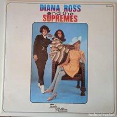 Discos de vinilo: DIANA ROSS AND THE SUPREMES...DIANA ROSS AND THE SUPREMES. (TAMLA MOTOWN 1969) SPAIN. Lote 290140503