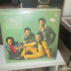 Discos de vinilo: GLADYS KNIGHT & THE PIPS - NEITHER ONE OF US - LP USA 1973 -. Lote 290157348