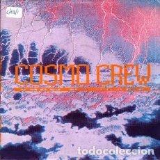 Discos de vinilo: SINGLE, COSMO CREW.SHOW NO SHAME. RF-8934. Lote 290219488