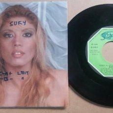 Discos de vinil: MARIA JIMENEZ / FRENTE AL AMOR / SINGLE 7 PULGADAS. Lote 290256053