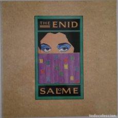 Discos de vinilo: THE ENID. SALOME. Lote 290280568