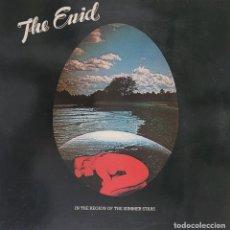 Discos de vinilo: THE ENID. IN THE REGION OF THE SUMMER STARS. Lote 290280888