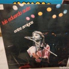 Dischi in vinile: LUIS EDUARDO AUTE - ENTRE AMIGOS ( DOBLE). Lote 290345573