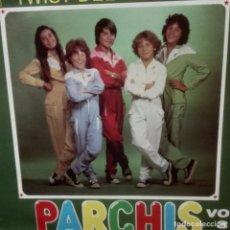 Dischi in vinile: PARCHIS -LP-TWIST DEL COLEGIO -VOL 3 -VENEZUELA. Lote 290463408