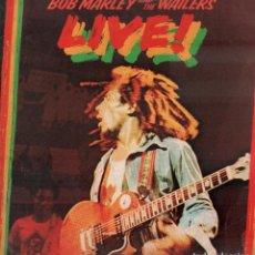 Dischi in vinile: BOB MARLEY AND THE WAILERS - LIVE ! / LP ARIOLA DE 1978 / BUEN ESTADO RF-10486. Lote 290485203
