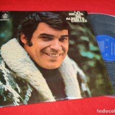 Discos de vinil: ALBERTO CORTEZ LO MEJOR DE ALBERTO CORTEZ LP 1973 HISPAVOX EDICION ESPAÑOLA SPAIN EX. Lote 290583648