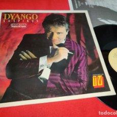 Disques de vinyle: DYANGO SUSPIROS LP 1989 EMI EXCELENTE ESTADO. Lote 290586513