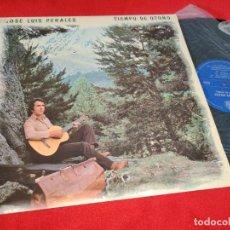 Disques de vinyle: JOSE LUIS PERALES TIEMPO DE OTOÑO LP 1979 HISPAVOX EDICION ESPAÑOLA SPAIN. Lote 290587263