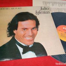Disques de vinyle: JULIO IGLESIAS 1100 BEL AIR PLACE LP 1984 CBS EDICION ESPAÑOLA SPAIN EX. Lote 290588033