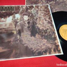 Disques de vinyle: AMAYA VOLVER LP 1986 RCA VICTOR VINILO MOCEDADES EXCELENTE ESTADO. Lote 290589808