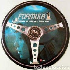Discos de vinilo: BELTRAN MONER–FORMULA 1. LP PICTURE DISC. PRECINTADO.. Lote 290631518