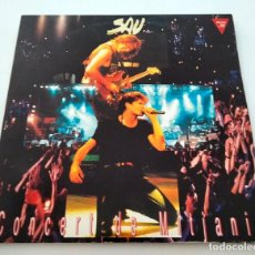 Discos de vinilo: VINILO DOBLE LP EN DIRECTO DE SAU. CONCERT DE MITJANIT. 1992.. Lote 290664928