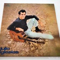 Discos de vinilo: VINILO LP DE JULIO IGLESIAS. JULIO IGLESIAS. 1970.. Lote 290665498