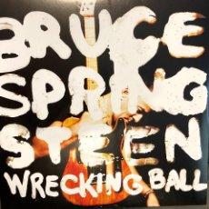 Discos de vinilo: BRUCE SPRINGSTEEN 2XLP WRECKING BALL. Lote 290681908