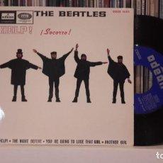 Discos de vinilo: BEATLES - HELP!. Lote 290690593