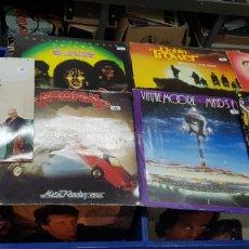 Dischi in vinile: LOTE 7 VINILOS HEAVY METAL HARD ROCK. Lote 290702753