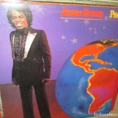 Discos de vinilo: JAMES BROWN. PEOPLE. LP VINILO POLIDOR ESPAÑA 1980 -FUNK -SOUL. Lote 290799178