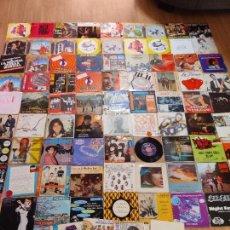 Dischi in vinile: LOTE 85 SINGLES EPS 7 VARIADOS CASI TODOS EDICION ESPAÑOLA. Lote 290830773