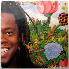 Discos de vinilo: PAPA WINNIE - ROOTSIE & BOOPSIE - YOU ARE MY SUNSHINE - MAXI MCA RECORDS 1993 HOLANDA BPY. Lote 290951918