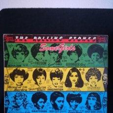 Discos de vinilo: LP THE ROLLING STONES - SOME GIRLS (LP, ALBUM), 1978 ESPAÑA. Lote 290983708