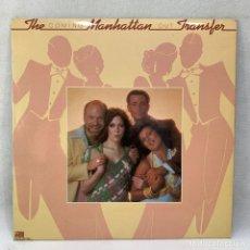Discos de vinilo: LP - VINILO THE MANHATTAN TRANSFER - COMING OUT + ENCARTE - ESPAÑA - 1973. Lote 291186533