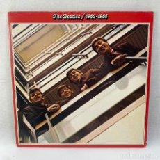 Discos de vinilo: LP - VINILO THE BEATLES - LP - VINILO THE BEATLES / 1962 - 1966 - DOBLE PORTADA - DOBLE LP + ENCARTE. Lote 291190333