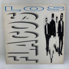 Discos de vinilo: LP - VINILO LOS FLACOS - LOS FLACOS + ENCARTE - ESPAÑA - AÑO 1990. Lote 291192828