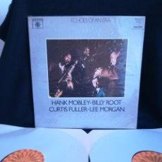 Discos de vinilo: 2XLP GATEFOLD, HANK MOBLEY, BILLY ROOT, CURTIS FULLER, LEE MORGAN, HERB POMEROY, 1981 ESPAÑA.. Lote 291197118