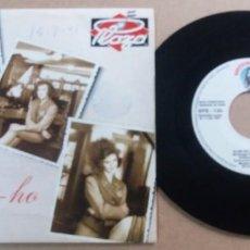 Discos de vinil: PLAZA / HI-DE-HO / SINGLE 7 PULGADAS. Lote 291205943