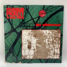 Discos de vinilo: LP - VINILO CHARLIE PICKETT & THE MC3 - THE WILDERNESS - UK - AÑO 1988. Lote 291220768