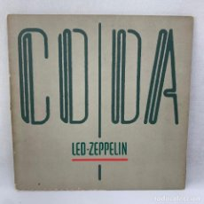 Dischi in vinile: LP - VINILO LED ZEPPELIN - CODA - DOBLE PORTADA + ENCARTE - AÑO 1982. Lote 291222063