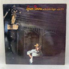 Discos de vinilo: LP - VINILO GRAM PARSONS & THE FALLEN ANGELS - LIVE 1973 - ALEMANIA - AÑO 1981 - VINILO BLANCO. Lote 291228898