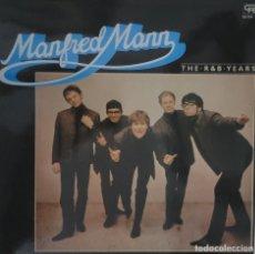 Discos de vinilo: MANFRED MANN. THE R & B YEARS. Lote 291329433