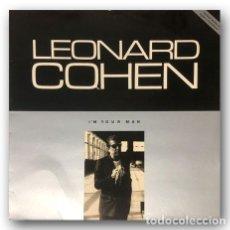 Discos de vinilo: LEONARD COHEN - I'M YOUR MAN. Lote 291412978