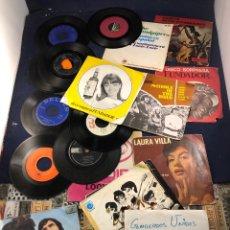 Discos de vinilo: LOTE DISCOS VINILO EP. Lote 291415798