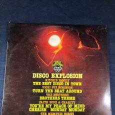 Discos de vinilo: DISCO EXPLOSIÓN. Lote 291419443
