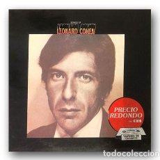 Discos de vinilo: LEONARD COHEN - CANCIONES. Lote 291439018