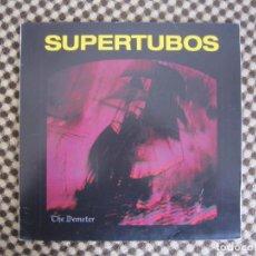 Discos de vinilo: VINILO (10 PULGADAS) - SURF - SUPERTUBOS (THE DEMETER) - 2014 - CANTABRIA. Lote 291471023