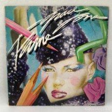 Discos de vinilo: LP - VINILO GRACE JONES - FAME - DOBLE PORTADA - ESPAÑA - AÑO 1978. Lote 291481398