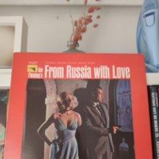 Discos de vinil: LP BSO ORIGINAL SOUNDTRACK JAMES BOND FROM RUSSIA WITH LOVE JOHN BARRY,USA. Lote 291486478