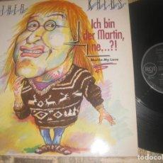 Discos de vinilo: DIETHER KREBS & GUNDULA – ICH BIN DER RCA 1991 OG GERMANY. Lote 291510058