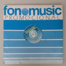 Discos de vinilo: MARCO MEDIA. CUANDO CALIENTA EL SOL.. Lote 291575503